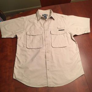 Men's ExOfficio fishing shirt